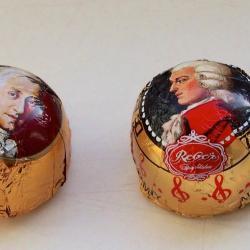 Шоколадный музей в Вене