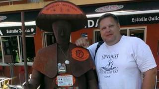 "Camino del Norte. День 16 - Встреча с быком и ""Кейма́да"""