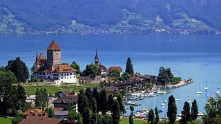 Швейцария - Невшательское озеро