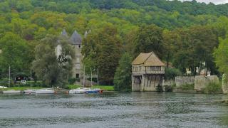 Нормандия. Замок Турель