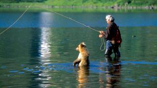 Опыт рыбалки на Камчатке