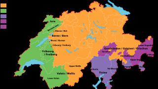 На каком языке говорят в Швейцарии?