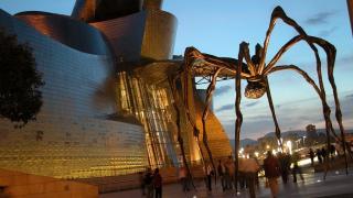 20-тилетие Музея Гуггенхайма в Бильбао