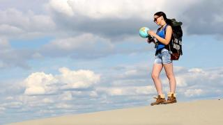 27 сентября отмечаем - Всемирный День Туризма!