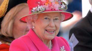 Англия. Юбилей королевы Елизаветы II