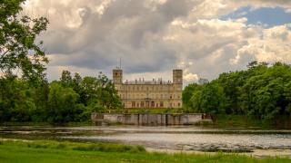1 июня открытие Греческой галереи Гатчинского дворца