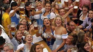 Мюнхенский пивной фестиваль Октоберфест
