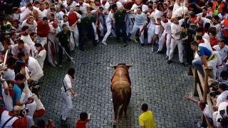 В Памплоне начался знаменитый праздник - Сан Фермин!
