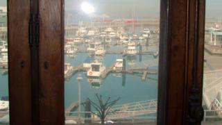 Gijon. Квартира у яхтклуба