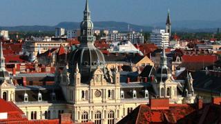 Город старинных замков - Грац