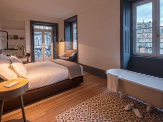 Порту: как превратить старинный магазин в отель