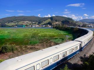 """Путешествие на Транскантабрико - поезд-отеле класса """"Люкс"""""""