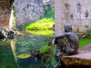Легенда о Человеке-амфибия из Льерганес, Кантабрия