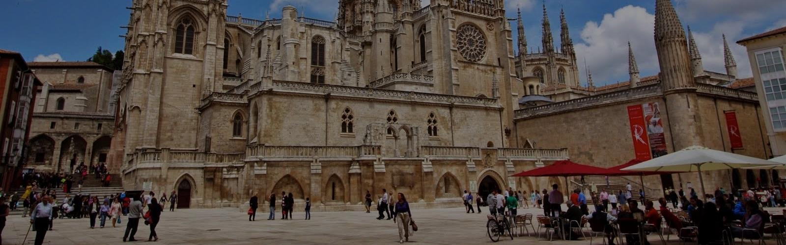 Путешествие из Мадрида в Лиссабон. Часть I. Бургос