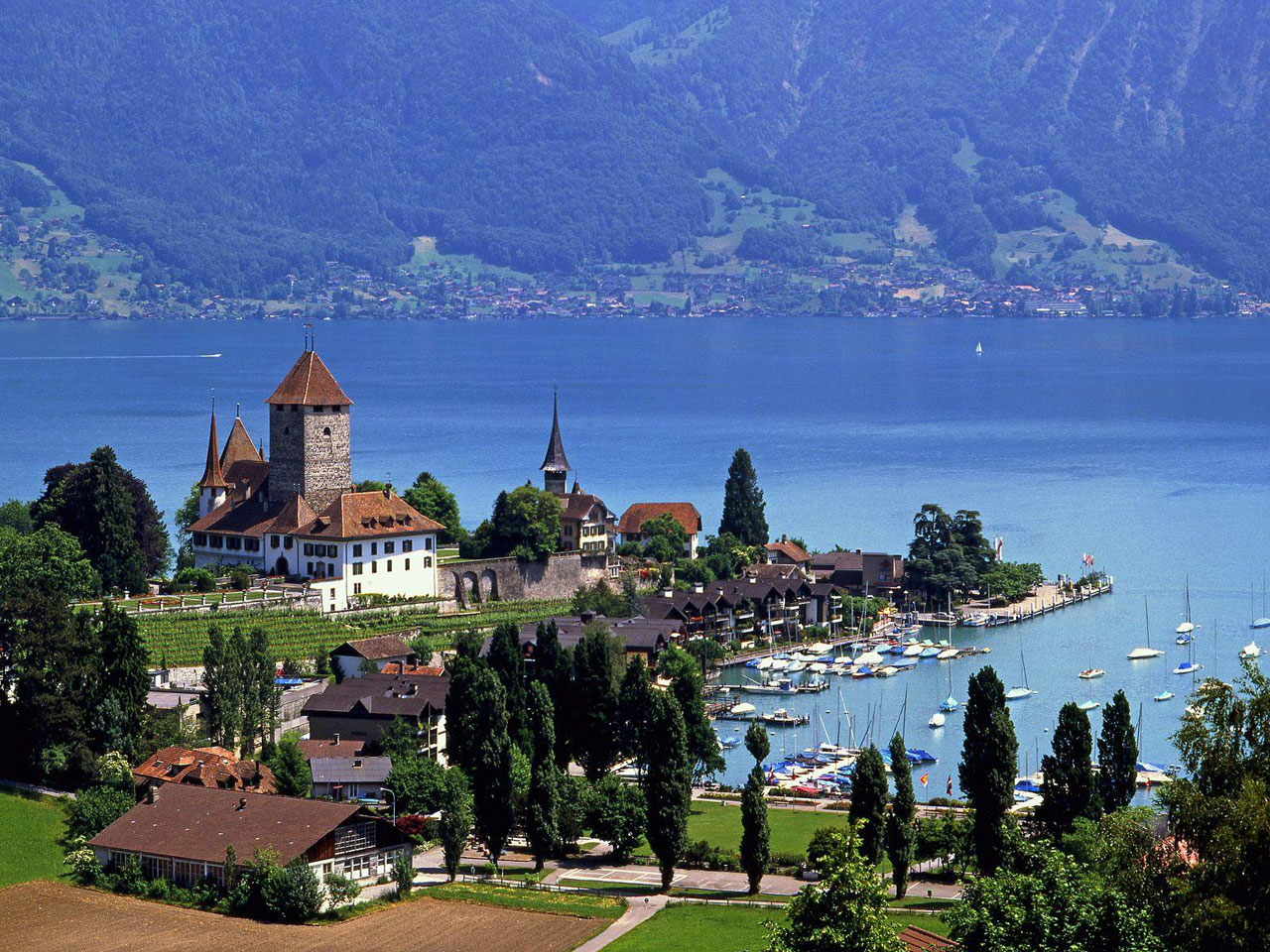 фото швейцария природа