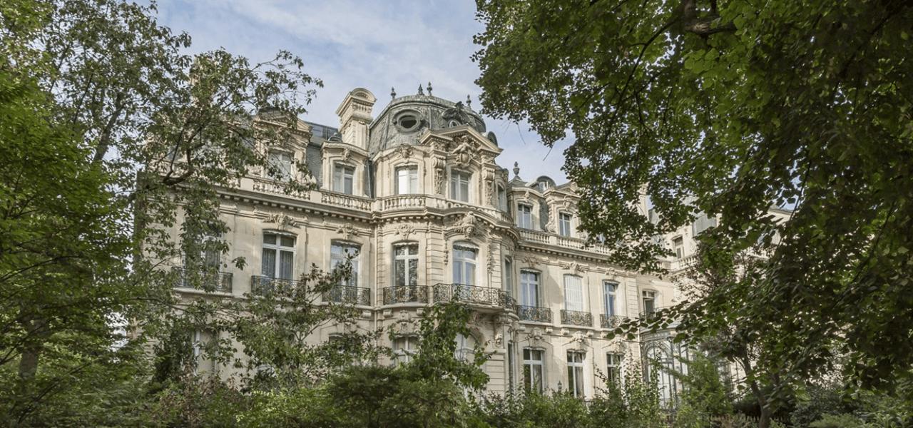 Дворец Ван Дейк