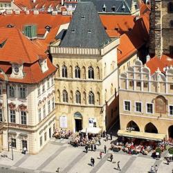 Обзорная авто-пешеходная экскурсия по Праге