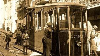 Лиссабон. История I. Фуникулёры