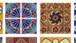 Знаменитая португальская плитка. Azulejo portugues