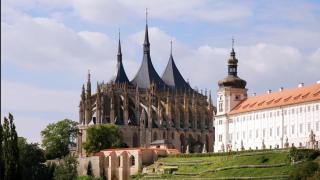 Чешский город Кутна-Гора