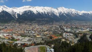 Инсбрук – жемчужина Тирольских Альп
