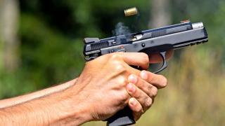 Стрельба из боевого оружия в Праге