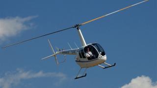 Полёт на вертолёте в роли второго пилота