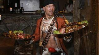Средневековое шоу с ужином в Праге