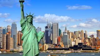 Американские наброски - Нью-Йорк - Ниагара - Вашингтон