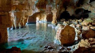 10 самых красивых пещер Испании