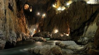 Шкоцьянские пещеры, Словения. Всемирное наследие ЮНЕСКО
