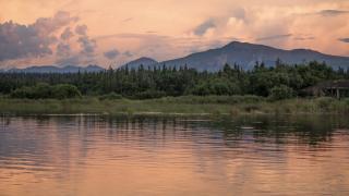 В одиночку по Аляске