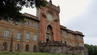 Тоскана. Замок Саммеццано