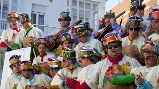 Карнавал в Кадисе – один из самых грандиозных праздников в Испании