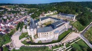 Верхняя Нормандия. Замок Гайон