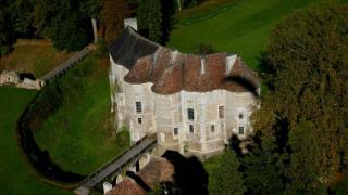 Верхняя Нормандия. Замок Аркур