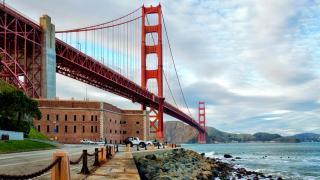 Путешествие по США на автомобиле. День 6 - Прощание с Сан-Франциско