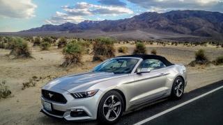 Путешествие по США на автомобиле. День 8 - Долина Смерти и дороги в США