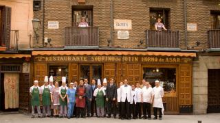 Мадридский Botin - самый старый ресторан в мире