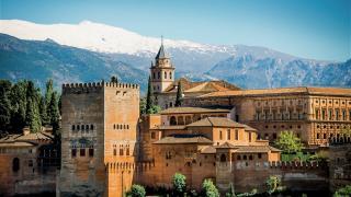 10 самых посещаемых мест Испании