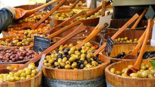 Фестиваль оливок в Баэне