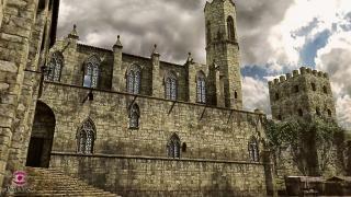 Барселона XIV века через очки виртуальной реальности
