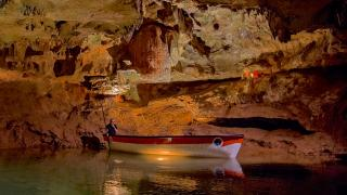 Самая протяжённая в Европе судоходная подземная река