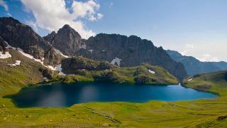 """Грузия - новый туристический маршрут к озёрам """"Тоба"""""""