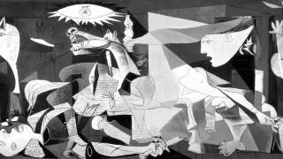 Выставка Пикассо в Музее Королевы Софии