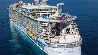 Круизный лайнер Harmony of the seas