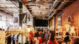 Музыка, мода и авангардный дизайн в Мадриде