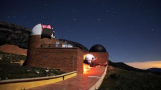 Каталония. Астрономическая обсерватория Монтсек