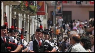 Галисия. Фестиваль кельтской музыки
