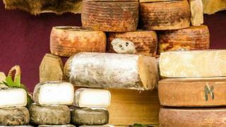 Страна Басков. Ярмарка сыра в Трусьос